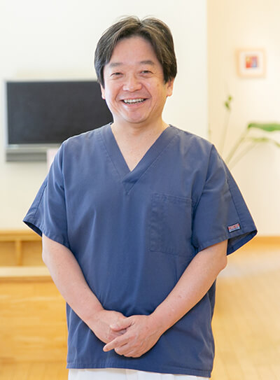 タニダ歯科医院 院長 谷田英輔